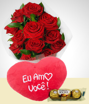Chocolates - Combo Amor Meu